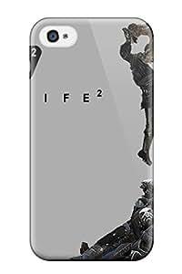 [lRNAXIl2226RemjM] - New Half Life Protective Iphone 4/4s Classic Hardshell Case