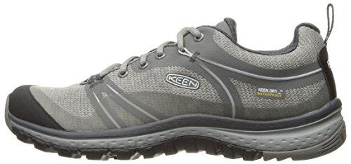 KEEN Women's Terradora Waterproof Hiking Shoe, Neutral Gray/Gargoyle, 8 M US by KEEN (Image #5)