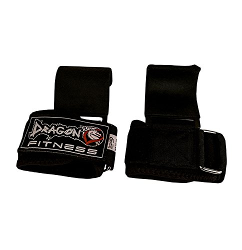 Wrist Support - Dragon Do - Ideal for CrossFit, Powerlifting, Bodybuilding, Strength Training, MMA, Workout - Durable Material