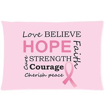 Amazon.com: Custom de cáncer de mama conciencia Quotes y ...