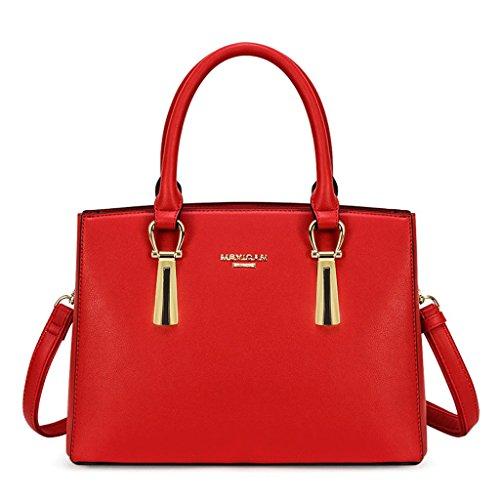 Bag D Hand Bag Style Shoulder D JIUTE Messenger Diagonal Handbag Fashion Female Ms Color 6Tx7FHxt