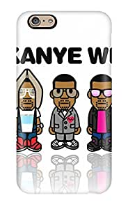 New Arrival Premium 6 Case Cover For Iphone (kanye West 2010 )