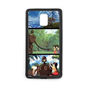Samsung Galaxy Note 4 Cell Phone Case Black Castle in the sky TY_F08310
