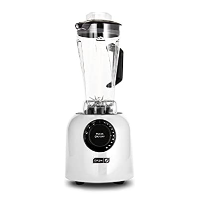 Dash DPB300WH Chef Series Power Blender, White