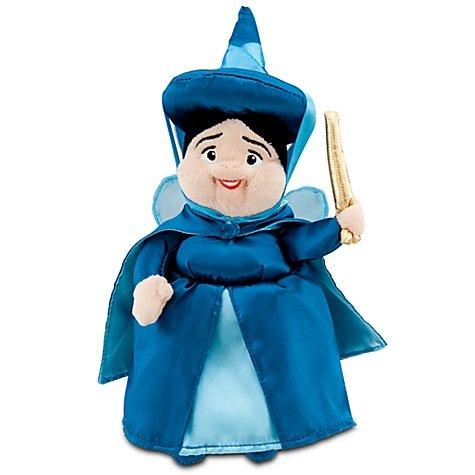 Disney Sleeping Beauty Exclusive 10 Inch Plush (Merryweather Costume Sleeping Beauty)