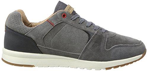 Le Coq Sportif GASPAR SUEDE LOW-153 - zapatilla deportiva de cuero hombre gris - Grau (Castlerock)