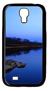 Samsung Galaxy S4 I9500 CaseMoonride PC Hard Plastic Case for Samsung Galaxy S4 I9500 Black