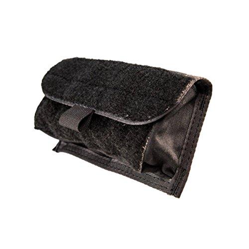 HSG HSGI: Shot Shell Pouch MOLLE - Covered Shotgun shell pouch 12 rounds (Black)