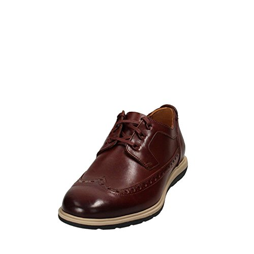 Clarks Shoes 26132228 Gasloton Wing Brown