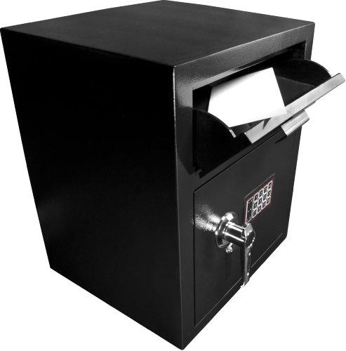 Barska Large Keypad Depository Safe by BARSKA (Image #2)