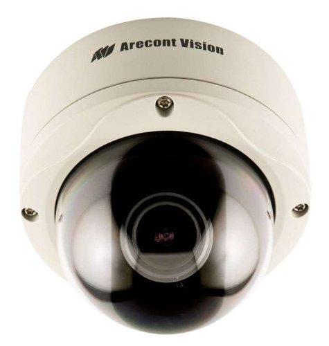 Av3155 3 mp megadome h.264 ip camera (av3155dn-16 with 10v-50v dc heater)