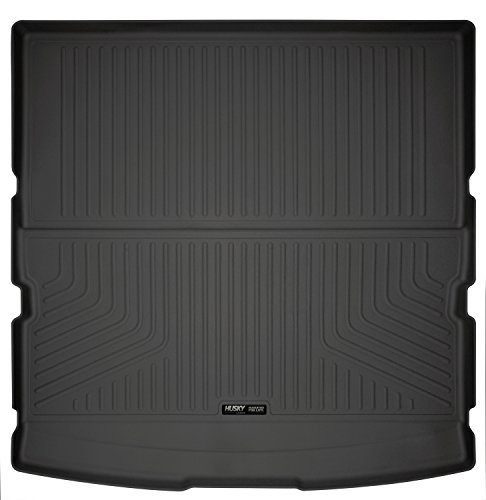 Husky Liners 23431 Black Cargo Liner Fits 18 Expedition to Back of 2nd Row Folded Flat 3rd