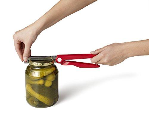 Chef'n Ajar Jar Opener, Cherry -