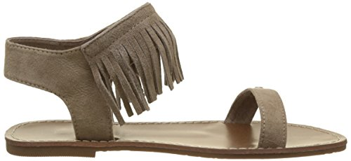 Les P'tites Bombes Sandra - Zapatos Mujer Beige (Taupe)