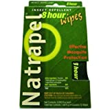Natrapel 8 Hour Wipes Adventure Medical 0006-6095