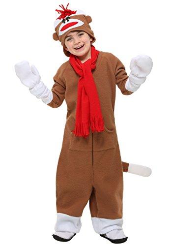 Child Sock Monkey Costume (Sock Monkey Costume)