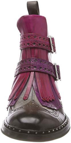 Crust 93 Multicolore Femme Bottes Hamilton 7 amp; Stone Sally 1 Chelsea Melvin 8xZC67wt