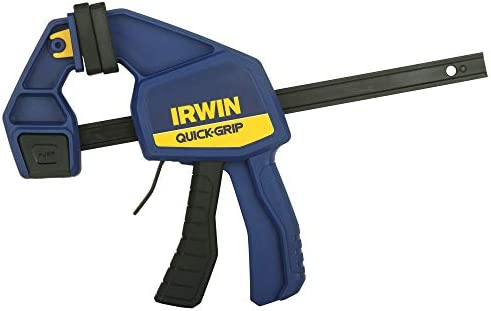 18-Inch Heavy-Duty One-Handed Details about  /Irwin Quick-Grip Bar Clamp 1964713