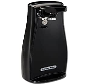 Proctor-Silex 75217F Power Can Opener Black