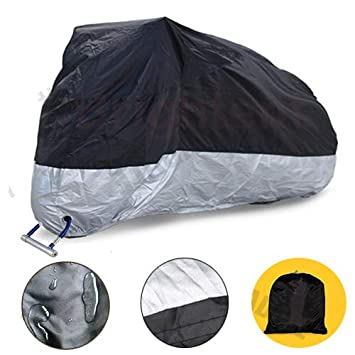 Heavy Duty Motorcycle Cover all weather outdoor water proof motor bike covers bicycle protector XMHB M1YB
