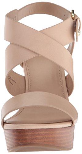 ALDO Womens Faustina Wedge Sandal Bone Q7e74Y