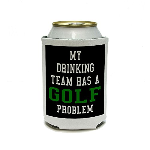 DRINKING TEAM GOLF PROBLEM Cooler product image