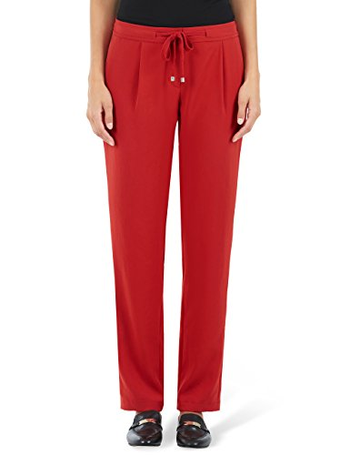 Marc Cain Collections, Pantalones para Mujer Rot (pompeian 275)