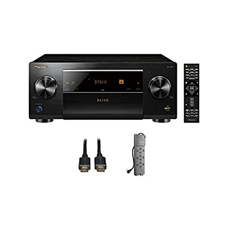 Review Pioneer Elite SC-LX801 9.2-Channel