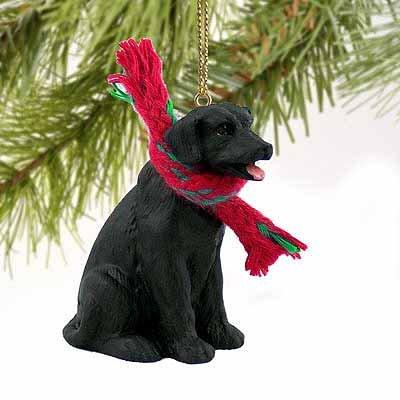 (Labrador Retriever Miniature Dog Ornament -)