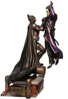 Batman: Arkham Origins UK Exclusive Collector's Edition Statue ONLY of Batman choking The Joker [No Game] (B00FW4E5V4) | Amazon price tracker / tracking, Amazon price history charts, Amazon price watches, Amazon price drop alerts