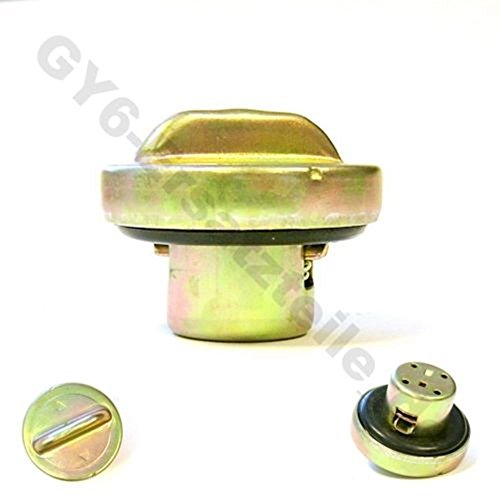 Scooter 50 Cc Electric (scooter GAS TANK CAP 50-150CC CHINESE MOPED GY6 JONWAY PEACE VIP SUNL KYMO TANK)