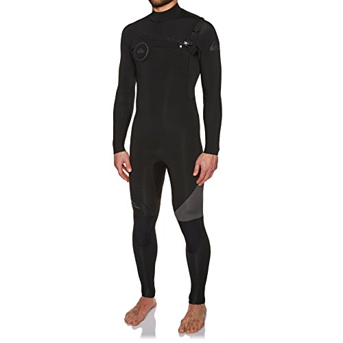 Wetsuit Zip Series Eqyw103042 Black Chest Syncro 4 2018 black Gbs Quicksilver 3mm Jet afqW1Z6