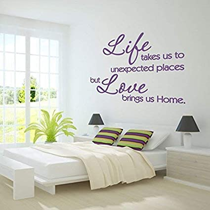 Amazoncom Evelyndavid Wall Sticker Family Wall Quotes Vinyl