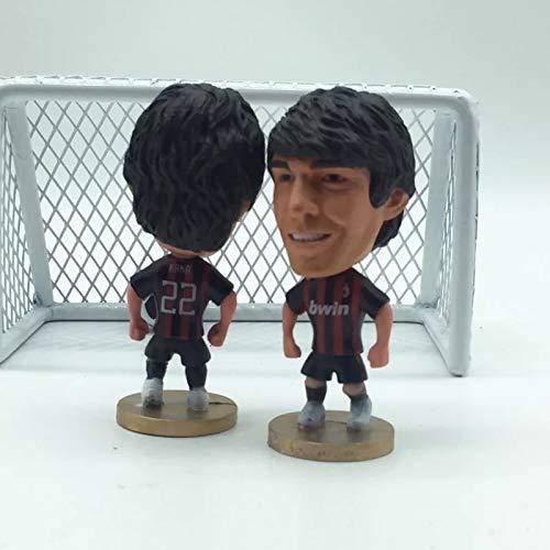 Soccer AC Milan Kaka #22 Toy Figure 2.5