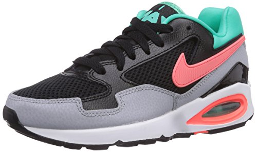 Lava Grey para Negro Nike Zapatillas menta Air Max St wolf Mujer Black Hot wRxqTz7F