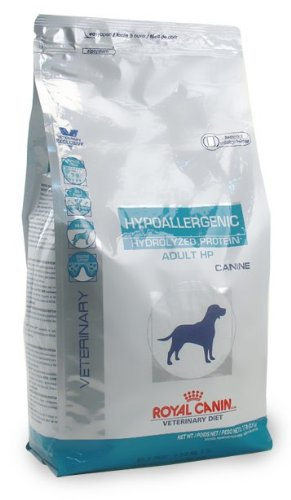 Royal Canin Canine Veterinary Diet Hypoallergenic HP (7.7 lbs), My Pet Supplies