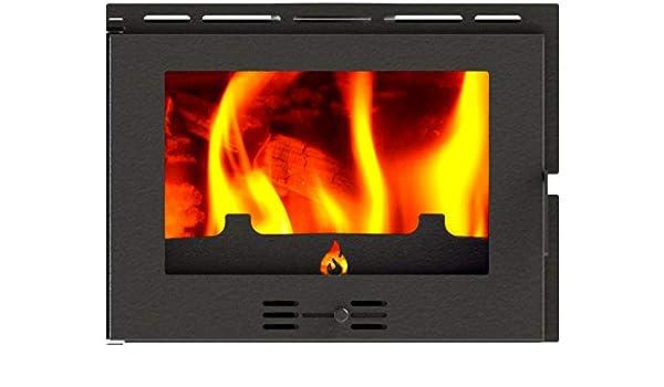 Injerto para chimenea de leña L-70 FIRE: Amazon.es: Hogar