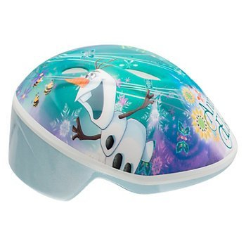 Disney Frozen Toddler Skate / Bike Helmet, Pads & Gloves - 7 Piece Set by Disney (Image #2)
