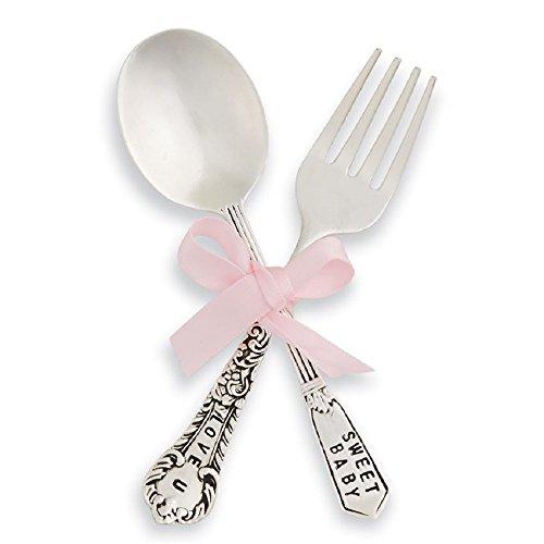 Mary Sugar Spoon - MP001 Baby Girl Feeding Set.