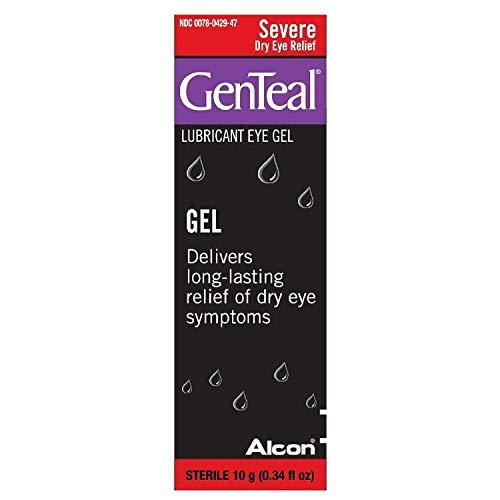 GenTeal Severe Dry Eye Relief Lubricant Eye Gel 0.34 oz ()