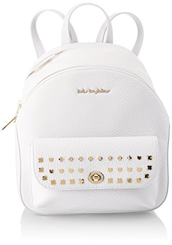 byblos Damen Firefly Rucksackhandtasche, 11x28x25 centimeters Weiß (Bianco)