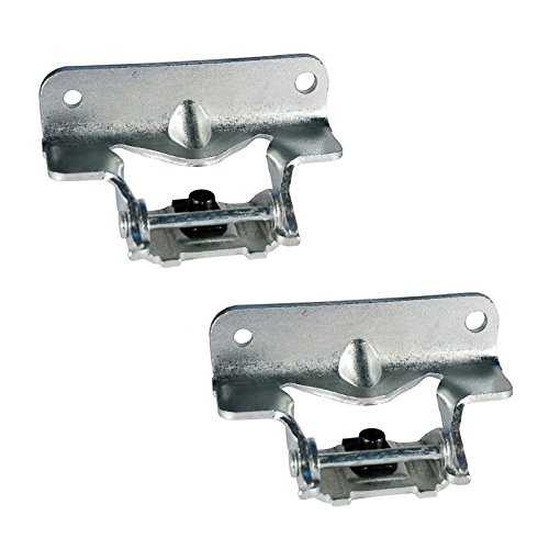 1979-1993 Mustang Hatchback Rear Hatch Metal Hinges - (93 Mustang Lx Hatchback)