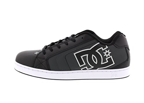 grey Homme Baskets Net black Black Dc Shoes qtEY5Y