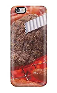 Iphone 6 Plus Case Slim [ultra Fit] Barbecue Protective Case Cover