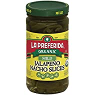La Preferida Organic Jalapeno Nacho Slices, Mild, 11.5 oz (Pack - 1)