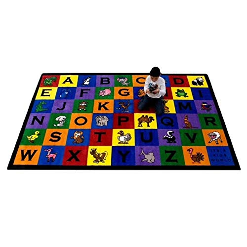 Charlie and Friends Kids Rug Rug Size: 6' x 9'