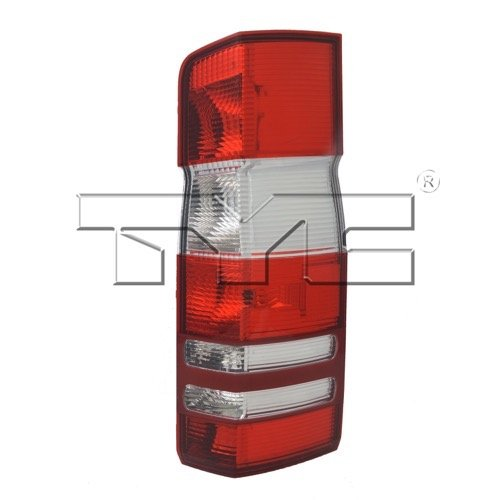 (Go-Parts OE Replacement for 2010-2015 Mercedes-Benz Sprinter 3500 Rear Tail Light Lamp Assembly/Lens / Cover - Right (Passenger) Side 906 820 27 64 MB2801136 for Mercedes-Benz Sprin)