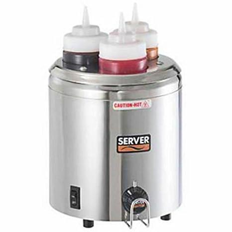 Amazon.com: Server Products SBW-86810 Calentador de botella ...