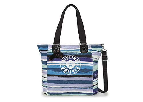Tote joyfull Kipling C Multicolore Donna Stripes Shopper Borse pnqYwtg