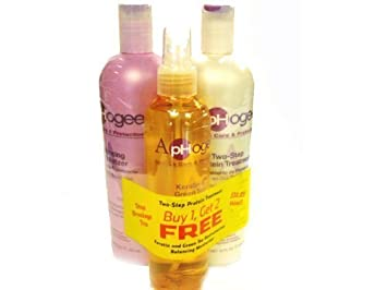 Aphogee Two-Step Protein Treatment Trio